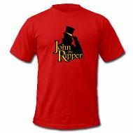 John the Ripper t-shirt