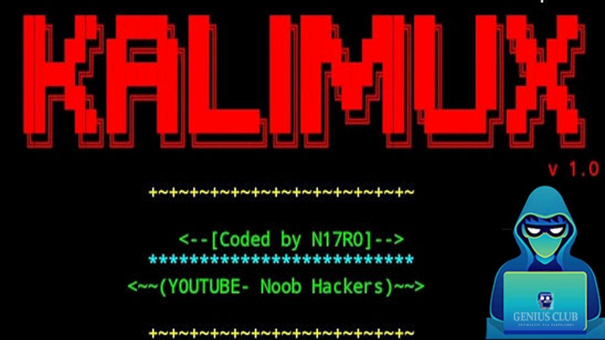kali linux on termux